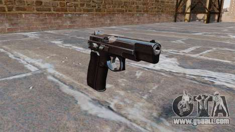 Pistol Cz75 for GTA 4