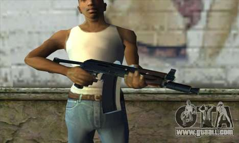 AK47 for GTA San Andreas third screenshot