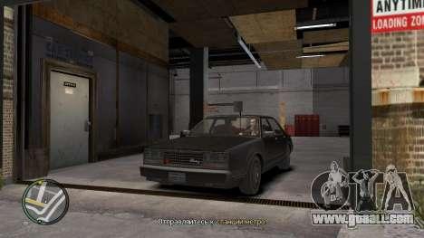 Crack for GTA 4 for GTA 4 forth screenshot