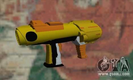 Nerf Gun for GTA San Andreas second screenshot