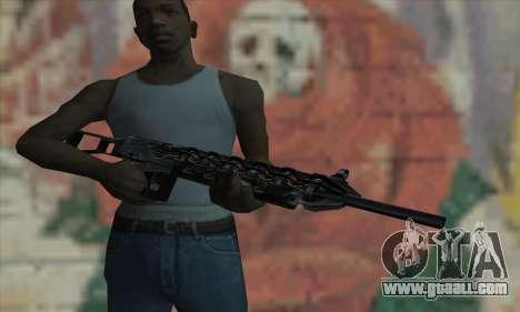 Gauss cannon of Stalker for GTA San Andreas third screenshot