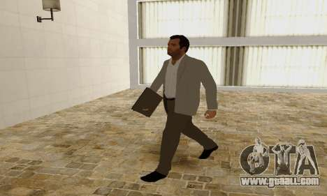 Notebook mod v1.0 for GTA San Andreas third screenshot
