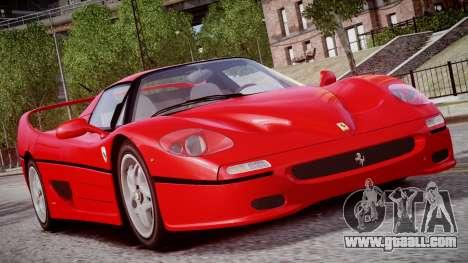 Ferrari F50 1995 for GTA 4