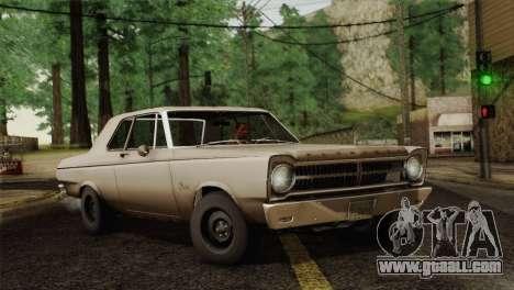 Plymouth Belvedere 2-door Sedan 1965 for GTA San Andreas