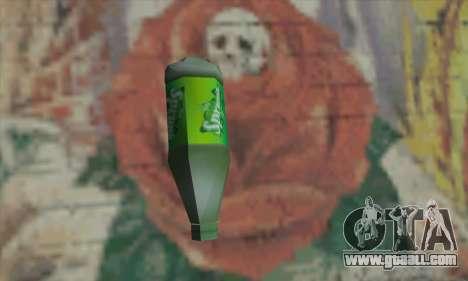 Botol Air Minum for GTA San Andreas