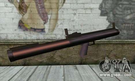 M72 for GTA San Andreas second screenshot