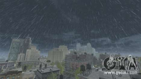 Weather In Greece for GTA 4 second screenshot