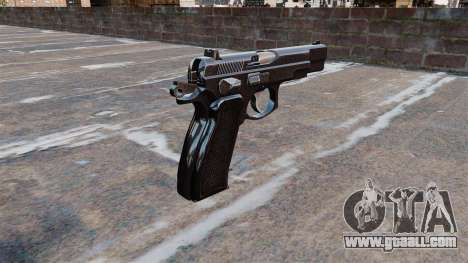 Pistol Cz75 for GTA 4 second screenshot