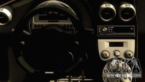 Koenigsegg CCX 2006 Autovista for GTA San Andreas right view