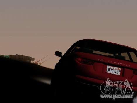 Baller 2 из GTA V for GTA San Andreas right view