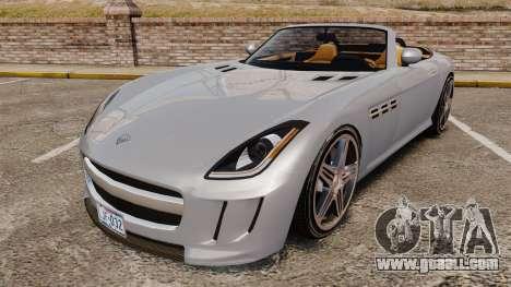 GTA V Benefactor Surano v3.0 for GTA 4