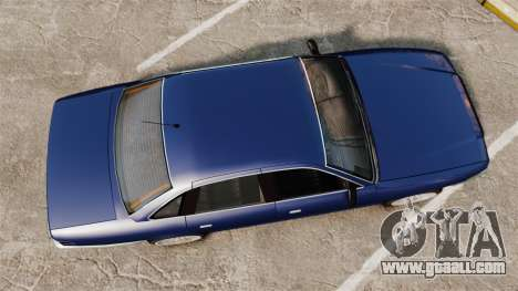 Civil Cruiser for GTA 4 right view