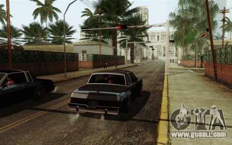 ENB HD CUDA v.2.5 for SAMP for GTA San Andreas seventh screenshot