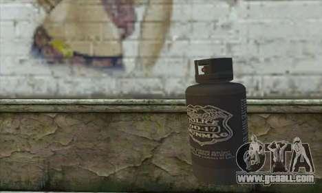 Spray из Postal 3 for GTA San Andreas