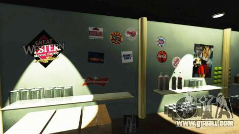 A new cafe-Hard Rock- for GTA 4 forth screenshot