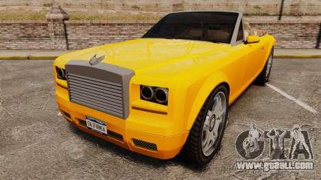 Super Drop Diamond VIP for GTA 4