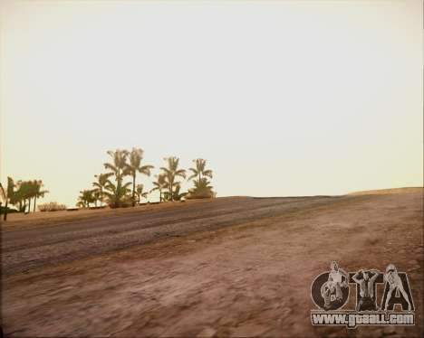 SA Graphics HD v 4.0 for GTA San Andreas fifth screenshot