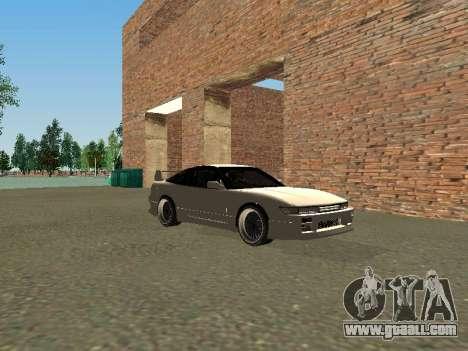 Nissan Sileighty for GTA San Andreas