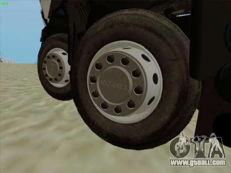 The active dashboard v 3.2.1 for GTA San Andreas seventh screenshot