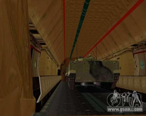 Il-76md-90 (IL-476) for GTA San Andreas interior