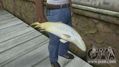 Fish for GTA San Andreas third screenshot
