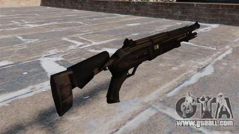 Shotgun XM2014 for GTA 4 second screenshot