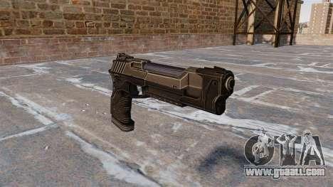 Desert Eagle pistol Crysis 2 for GTA 4