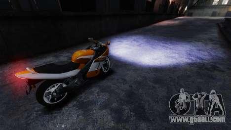 Real xenon headlights for GTA 4 second screenshot