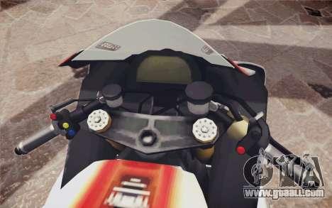 Yamaha YZF R1 for GTA San Andreas right view