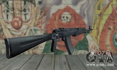 The AK47 of S.T.A.L.K.E.R. for GTA San Andreas second screenshot
