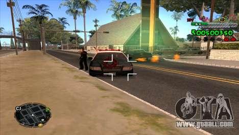 C-HUD Advance for GTA San Andreas third screenshot