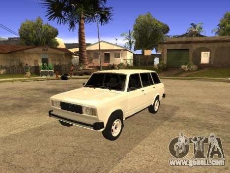 VAZ 2104 for GTA San Andreas