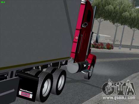 Freightliner FLD 120 for GTA San Andreas right view