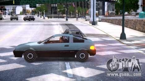 GTA HD Mod for GTA 4 eleventh screenshot