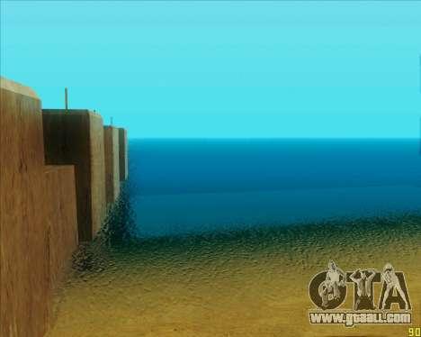 ENB HD CUDA v.2.5 for SAMP for GTA San Andreas ninth screenshot