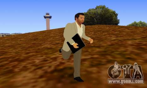 Notebook mod v1.0 for GTA San Andreas