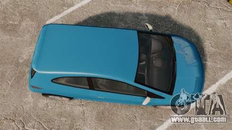 GTA V Dinka Blista for GTA 4 right view