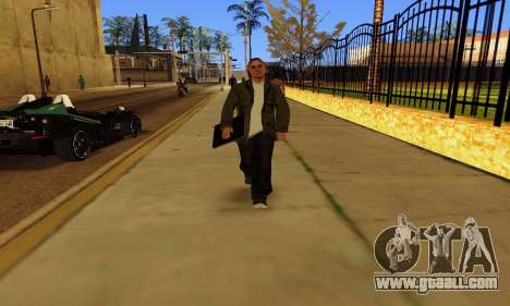 Notebook mod v1.0 for GTA San Andreas forth screenshot