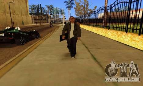Notebook mod v1.0 for GTA San Andreas forth screenshot