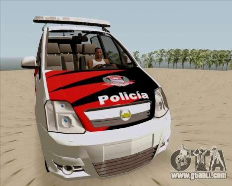 Chevrolet Meriva for GTA San Andreas