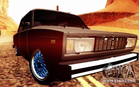 VAZ 2105 Stance for GTA San Andreas