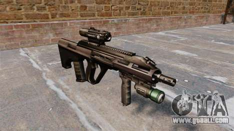 Steyr AUG A3 rifle for GTA 4