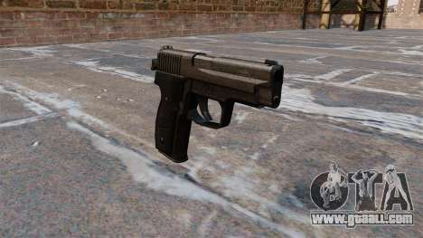 SIG-Sauer P228 Pistol for GTA 4