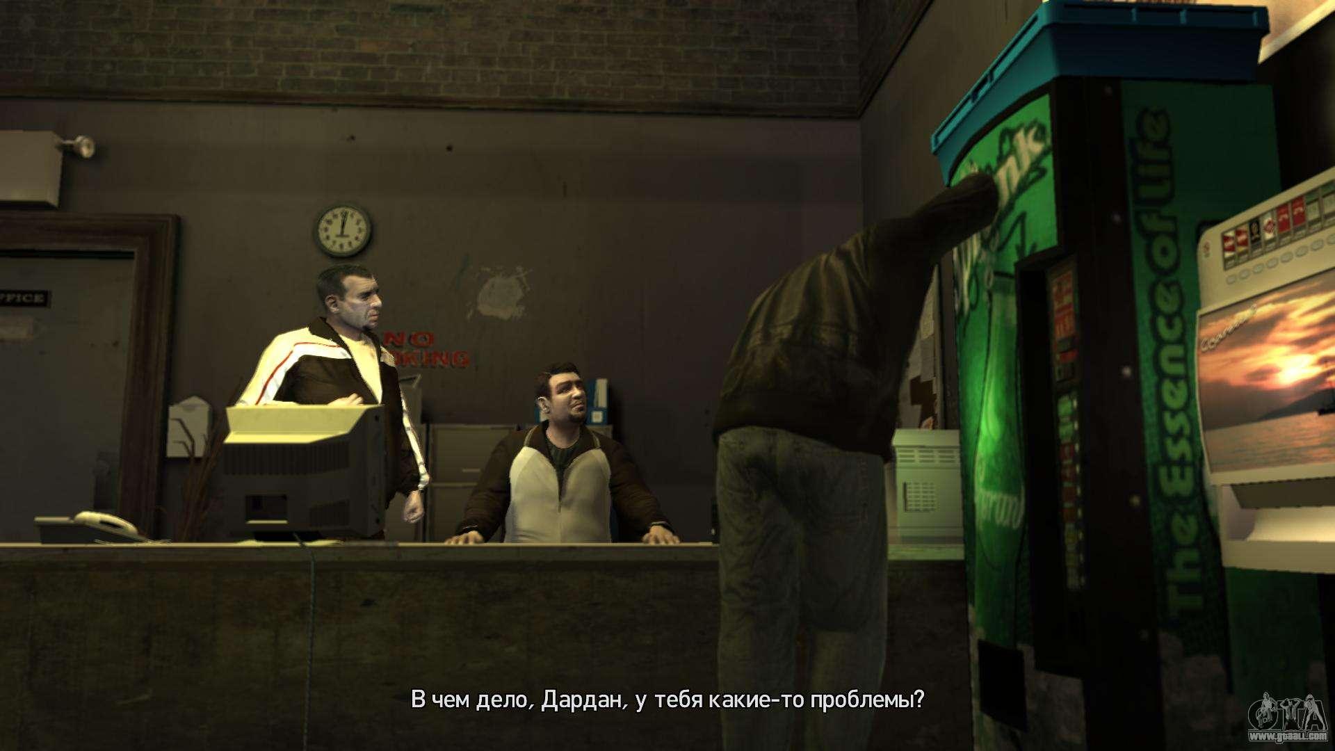 Русификатор от 1C для GTA 4 - LibertyCity. видео psy скачать. RUS Русифика