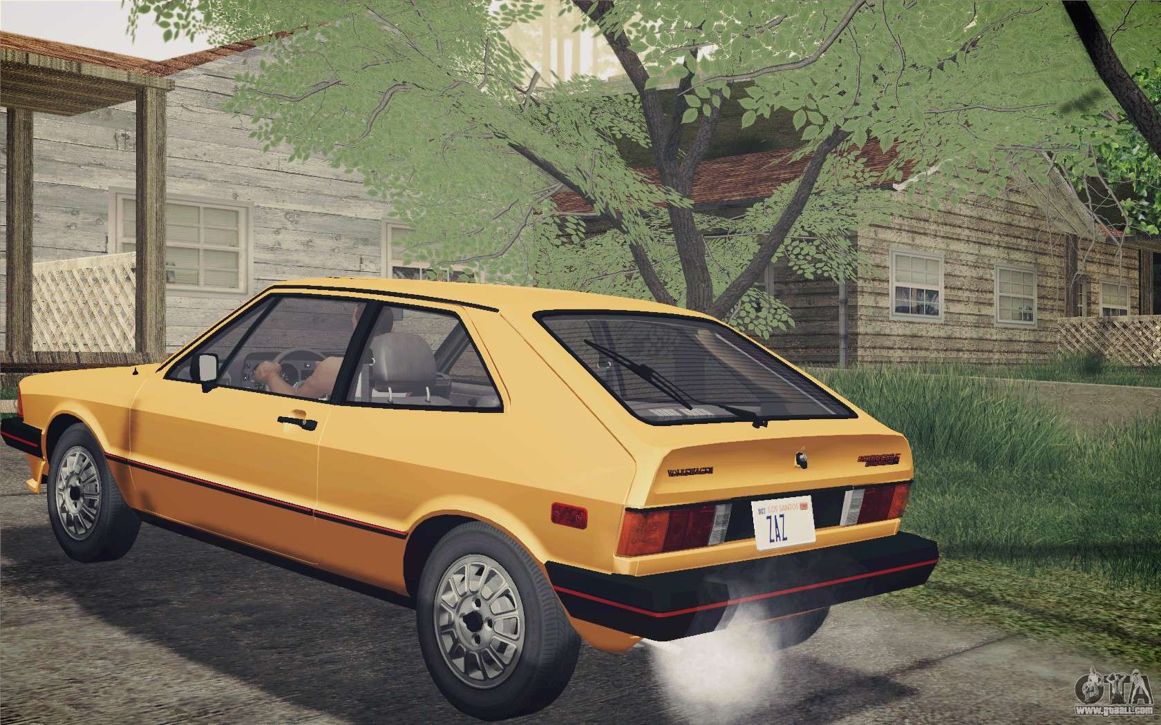 Engine Burning Oil >> Volkswagen Scirocco S (Typ 53) 1981 IVF for GTA San Andreas