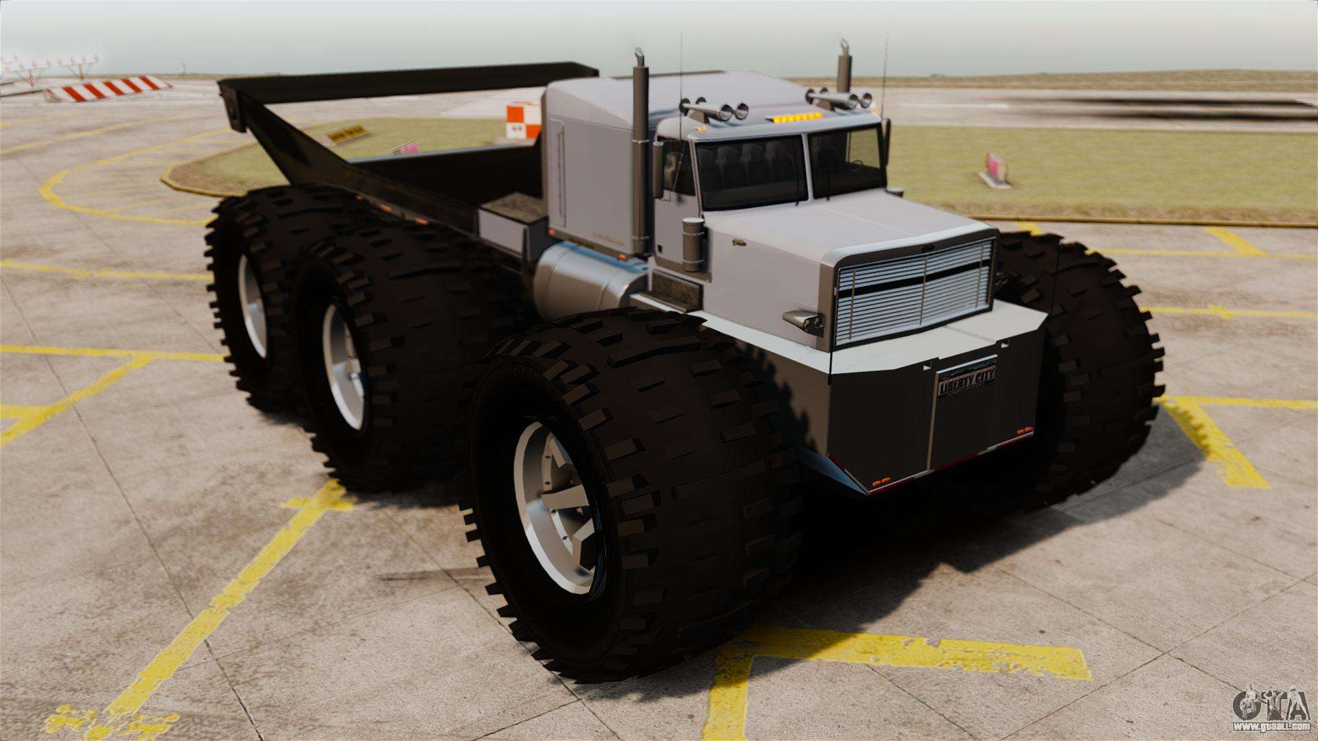 vehicle convert this monster truck please add on if possible