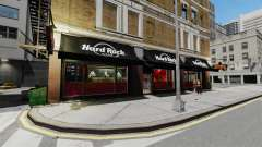 A new cafe-Hard Rock-