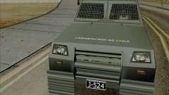 Zorrillo FF.EE for GTA San Andreas