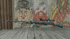 M21 from COD 4 Modern Warfare