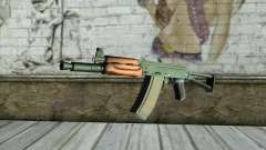 AK47 for GTA San Andreas